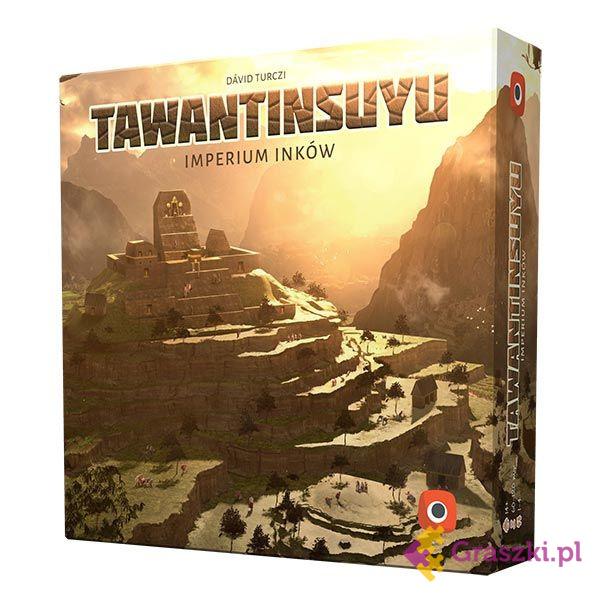 Przedsprzedaż: Tawantinsuyu Imperium Inków